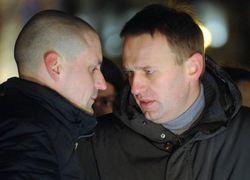 СМИ о судьбе Удальцова и Навального в колонии