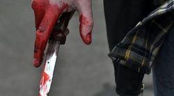 Пьяный житель Тульской области ножом распорол живот полицейскому