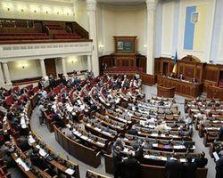 ВР Украины готовится к отмене языкового закона