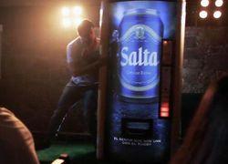 Аргентинцев покорила новинка торгового автомата с пивом