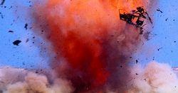 В военном городке в Подмосковье произошел взрыв
