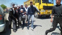 Протесты у золотого рудника Кумтор уже нанесли ущерб 4 млн. долларов