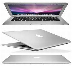 Apple сообщила об обновлении MacBook Air