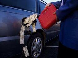 С начала года стоимость бензина увеличивается