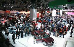 Стартовала работа Московского Международного Автомобильного Салона 2012