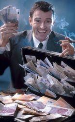 ВКонтакте начали обсуждать заработные платы банкиров