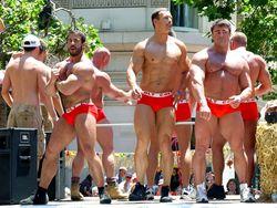 Парад геев в украинской столице не состоялся