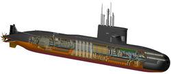Россия и Италия возобновляют проект субмарины S1000 для третьих стран
