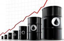 Сегодня цены на нефть повышаются