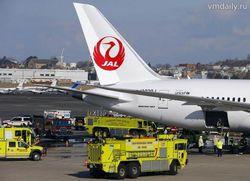 "Бостон: загорелся ""Лайнер мечты"" Boeing-787: уроки инвесторам"