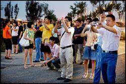 Китайцы признаны самыми расточительными туристами в Лондоне