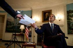 Президент США подписал закон об оборонном бюджете