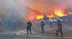 Взрывом на оборонном заводе под Калугой ранены рабочие