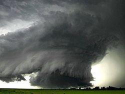ураган в Италии