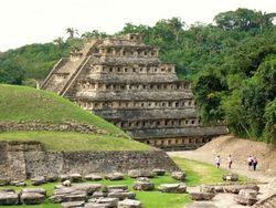 В мексиканском Тахине спутники нашли неизвестные тысячелетние строения