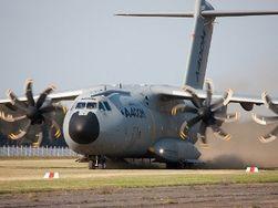 Airbus прервал испытания транспортника A400M
