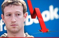 Цукерберг признался: падение котировок Facebook разочаровало его
