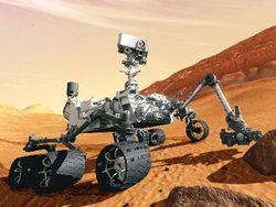 В NASA рассекретили находки Curiosity на Марсе