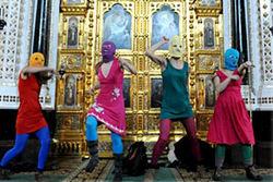 Реакцию Запада на дело Pussy Riot МИД России считает конфликтом цивилизаций