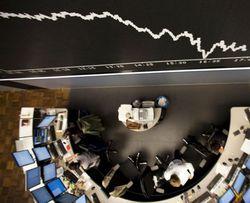 Снижением основных индексов завершились фондовые европейские торги 9 октября