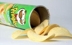 Эксперты: чипсы грозят слепотой и смертью