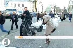 «Свободовцев», подозреваемых в нападении на депутата Горину, отпустили