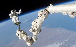 Скоро космонавты на МКС будут ходить… на рыбалку. Виртуальную, правда