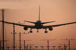 """В """"Домодедово"""" аварийно приземлился Boeing-757"""