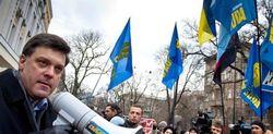 ВО Свобода предложила ввести налог на русские песни