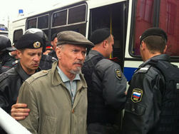 ГУВД Москвы сообщило точное количество задержанных на Триумфальной площади