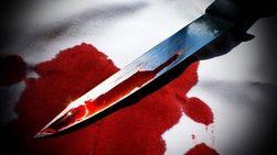 На Житомирщине прямо посреди улицы мужчина зарезал собеседника