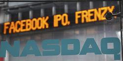 IPO Facebook разочаровало инвесторов Wall Street
