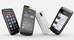 Asha 310 – новый бюджетный телефон от Nokia