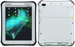Panasonic занялась разработкой планшета нового поколения