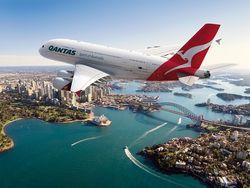 Qantas Airways за первое финполугодие нарастила прибыль в 2,6 раза