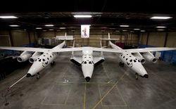 Космолет SpaceShipTwo успешно испытал собственные двигатели