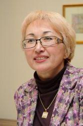 Гульнара Ускенбаева