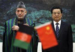 Пекин готовится стать новым патроном для Афганистана