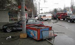 Виновникам ДТП в Днепропетровске грозит 12 лет тюрьмы