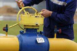 Украина закупит в 2013 году  российский газ на 14,5 миллиардов кубометров меньше