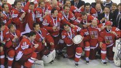 Чехия – бронзовый призер чемпионата мира по хоккею