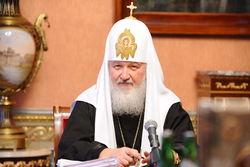 Патриарх Кирилл призвал богатых инвестировать в будущее России
