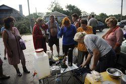 Крымск работает над восстановлением после наводнения