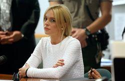 Линдси Лохан снова обвинили в краже