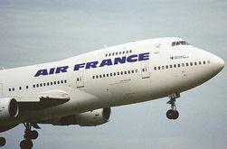 В Нигере при заходе на посадку из самолета выпал человек