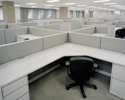 В Киеве увеличилось число пустующих офисов