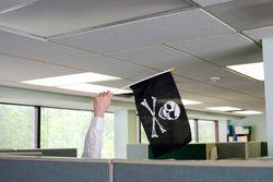 На пиратских сайтах более всех зарабатывают Google и Yahoo