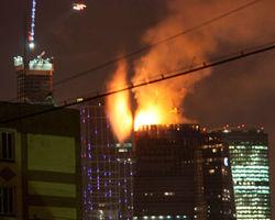 """Из-за """"Сэнди"""" США пылает в огне"""