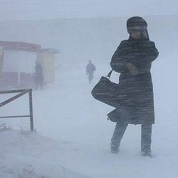 Сильный снегопад в Алматы наносит миллионные убытки