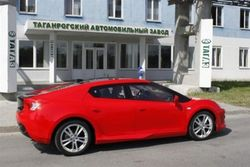 Инвесторам: Некогда банкрот Tagaz продает свои суперкары за 415 тыс. рублей